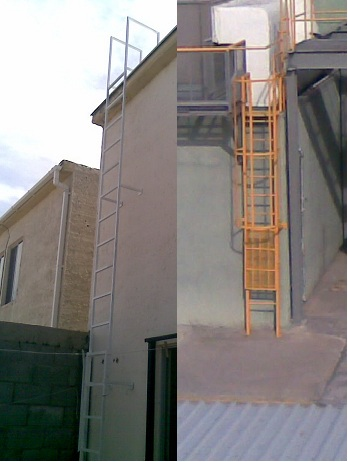 Herreria inoxidable chihuahua for Escaleras residenciales
